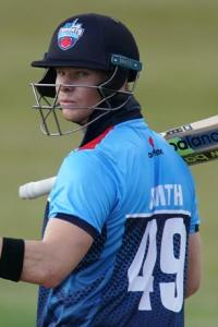 Australia's Smith continues return with Caribbean spell