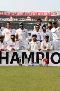 Dominant India make it 12 in a row!