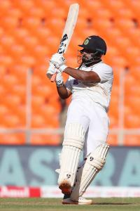 Rishabh Pant smashes hundred to put hosts on top