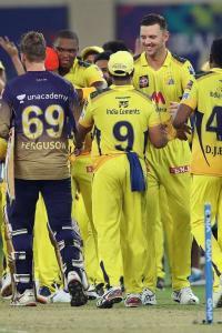 IPL 2021: After CSK Won...