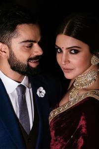 How I designed Anushka and Virat's wedding wear