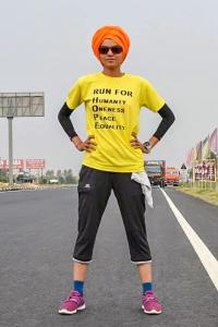 Must read: A runner's inspiring message for India