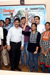 He helps Odisha's poor become doctors
