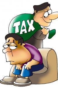 Tax collections avert cash crunch blues
