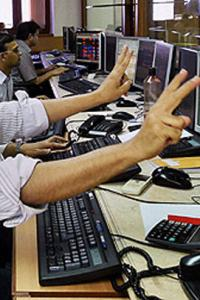 Sensex soars 630 points, Nifty reclaims 10,700-mark