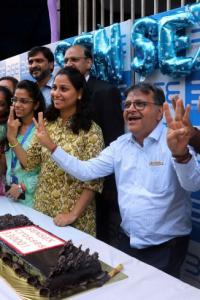 Sensex races past 36k-mark as earnings take centre stage