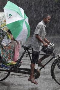 Southwest monsoon retreats; overall shortfall of 5%