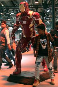 Auto Expo had more to it than cars and bikes