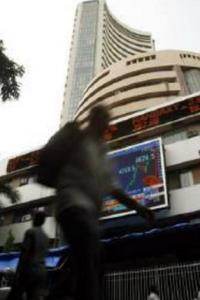 Sensex shrugs off positive GDP numbers, sinks 137 points