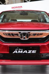 Why the new Honda Amaze is a winner all the way