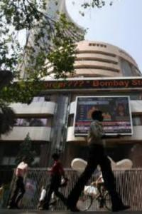 Sensex ends flat ahead of Karnataka poll results