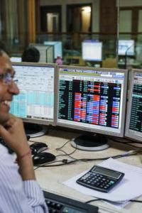 Sensex gains 77 points at close as pharma, metal stocks shine
