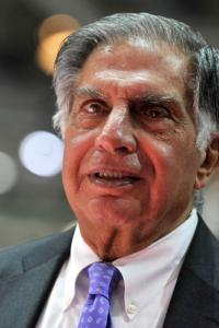'Everything is dependent on Ratan Tata'