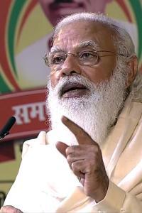 Modi: 'We need wealth creators to even distribute wealth'