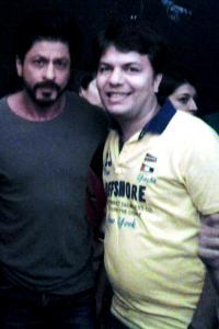 Spotted: Shah Rukh Khan in Mumbai