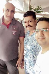 Spotted: Puneet Issar in Mumbai