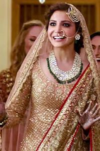 Anushka's been a bride before!