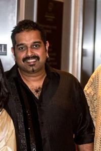 Spotted: Shankar Mahadevan and Shaan in New Jersey
