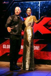 PIX: Vin Diesel, Deepika at <I>xXx</I>'s Mumbai premiere