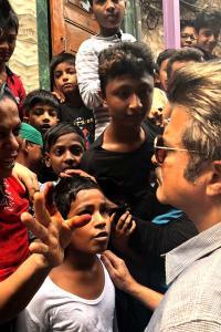 PIX: Anil Kapoor's Swachh Bharat campaign