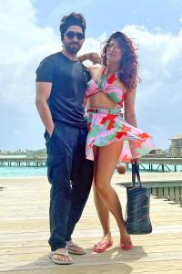 Ayushmann and Tahira's FUN Holiday