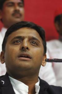 Akhilesh Yadav re-elected as SP chief