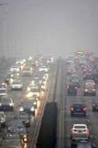 Does vehicle density in metropolitan cities play a vital role in air pollution?
