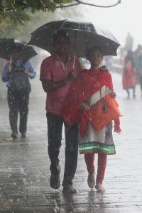 Incessant rains lash Mumbai; more coming in the next 24 hours