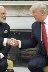 Trump to meet Imran on Monday, Modi on Tuesday