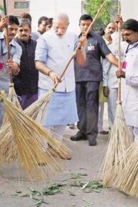 125 crore Indians can fulfil 'Clean India' dream: PM Modi