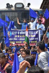 SC refers govt's plea to review SC/ST Act verdict to 3-judge bench