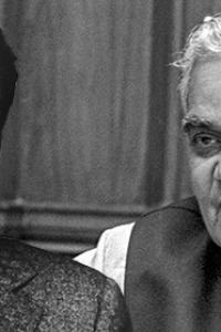 Vajpayee and Reagan: Two of a kind