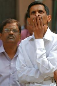 Sensex crashes over 750 points on global rout