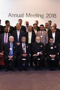 <p>LIVE! Was the PMO sleeping? Shatrughan questions Nirav Modi's Davos pic</p><br><p>Moody's places PNB under review for downgrade</p><br><p>SC to hear plea against Nirav Modi on Feb 23</p>