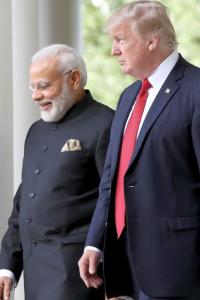 Trump invited to be chief guest at R-Day celebrations in 2019