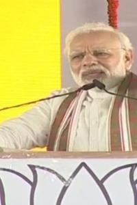 <p>LIVE! PM slams Oppn, refers to Rahul's 'unwanted hug' at UP rally</p><br><p>Terrorists attack security forces party in J-K's Anantnag</p><br><p>Will start 'BJP hatao, desh bachao' campaign on August 15: Mamata </p>