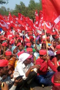 4 hours, 8 km: Marching with farmers left me heartbroken