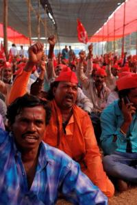 When politicians made a mockery of the farmers' protest