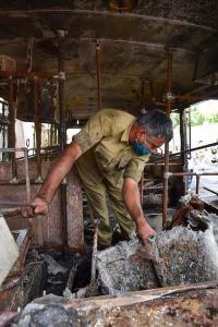 Karnataka to make rioters pay for damage to property