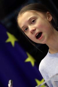 Greta Thunberg backs demand to defer NEET, JEE