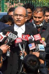 SC fines Prashant Bhushan Re 1 for contempt of court