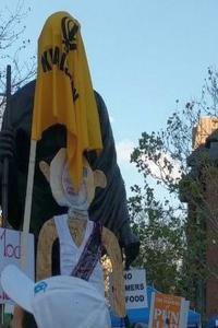 Khalistan supporters vandalise Mahatma's statue in US