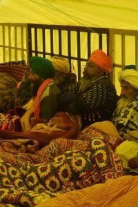 Farmers' stir: India's largest mandi faces huge losses