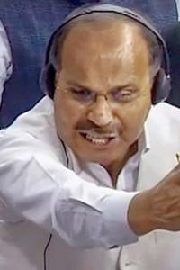 'Ye Ravan ke aulad hain': Cong MP slams BJP