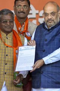 Ex-Jharkhand CM Babulal Marandi's JVM-P merges with BJP