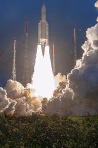 ISRO's GSAT-30 satellite launched aboard Ariane rocket