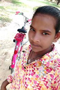 Meet the Brave Bicycle Girl of Bihar