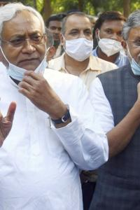 NDA meet on Sunday to choose its leader in Bihar: Nitish