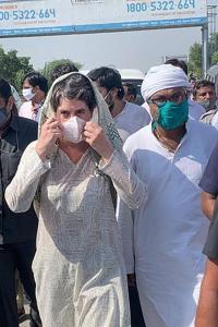 Yogi must take responsibility of Hathras incident: Priyanka