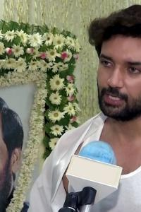 Prime Minister lives in my heart: Chirag Paswan